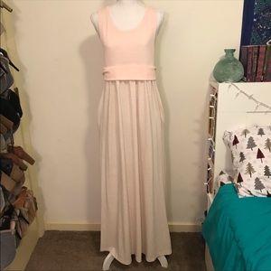 Victoria's Secret Dresses - Victoria's Secret | Pink Sleeveless Maxi Dress M